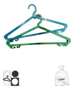 cabide pl. lavandaria cor