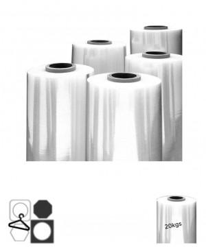 manga plástico 60